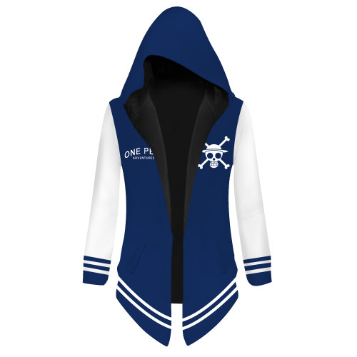 Anime One Piece Cosplay Hooded Jackets
