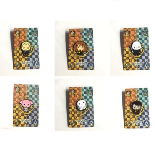 Harry Potter Magic World Cute Pins