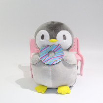 New Penguin Plush Toys Creative Two Sided Shoulder Bags
