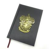 Harry Potter Hogwarts & Gryffindor & Slytherin Notebook