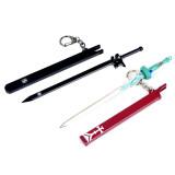 Sword Art Online Mental Key Chains