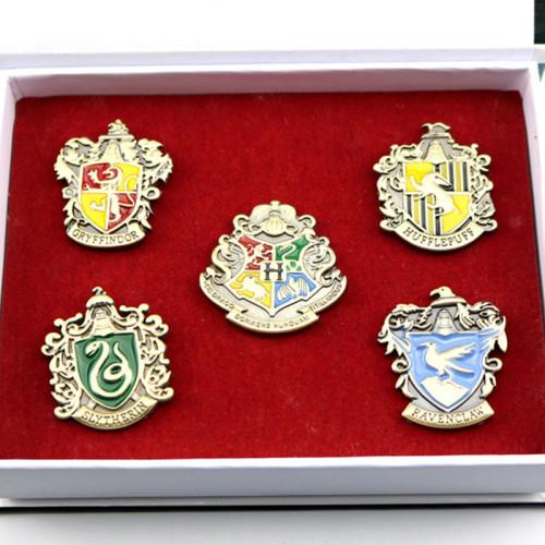 Harry Potter Metal Pins