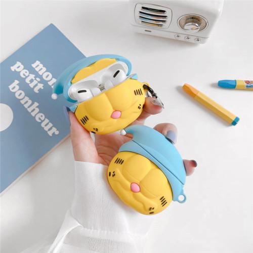 Cartoon Cat Airpods Pro3 Bluetooth Wireless Headset Case