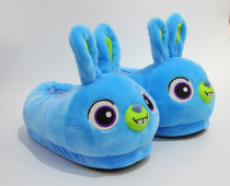 Toy Story Cute Bule Rabbit & Yellow Duck Slippers