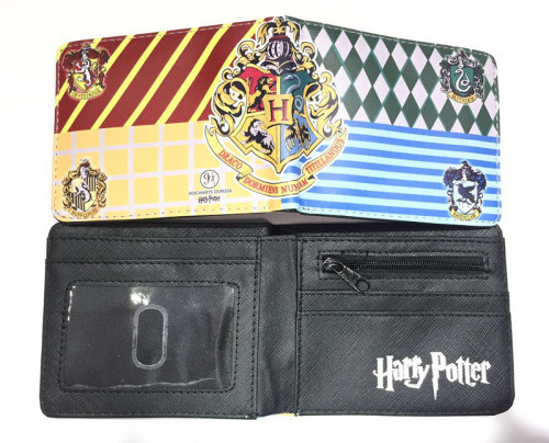 Harry Potter Short Pu Wallet