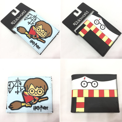 Harry Potter Silicone Wallet