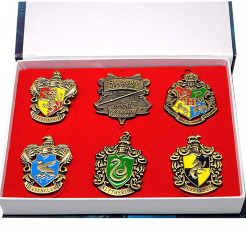 Harry Potter Gryffindor Pins Package