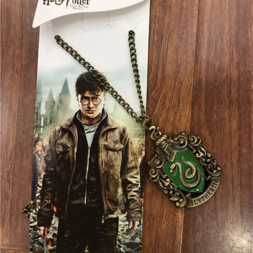 Harry Potter Magic Academy Necklaces