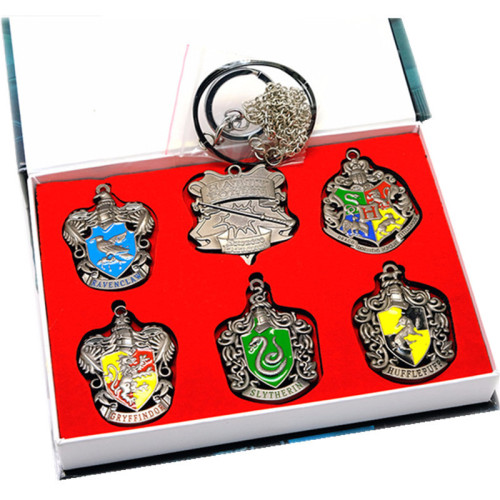 Harry Potter Magic Academy Necklaces Package