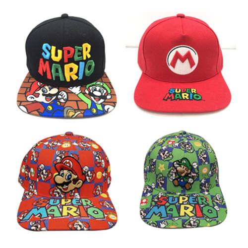 Deadpool & Super Mario Bros Hats