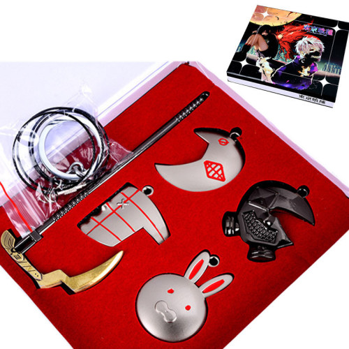 Tokyo Ghoul Necklaces Pendant Package