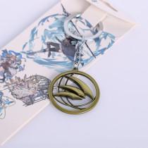 Arknights Amiya Key Chains & Necklaces