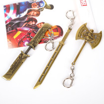 Avengers: Endgame Key Chains
