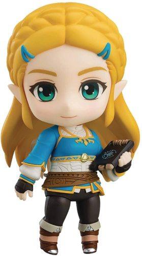 Good Smile The Legend of Zelda Breath of The Wild Zelda Figure