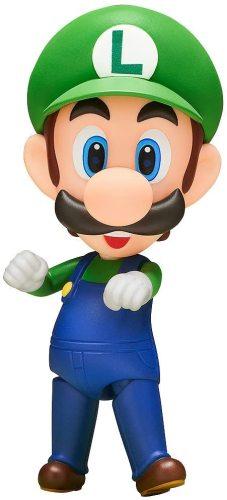 Good Smile Super Mario Luigi Figure