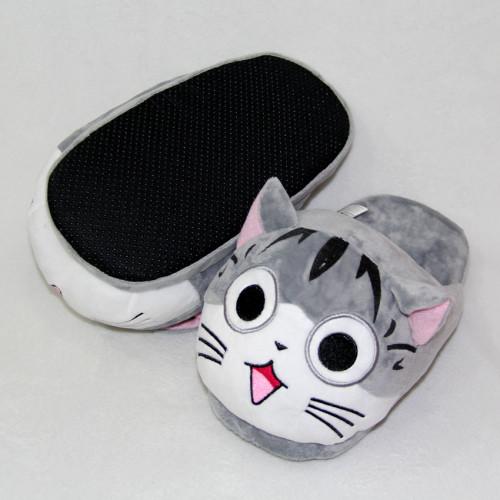 Cartoon Chi's Sweet Home Plush Slippers