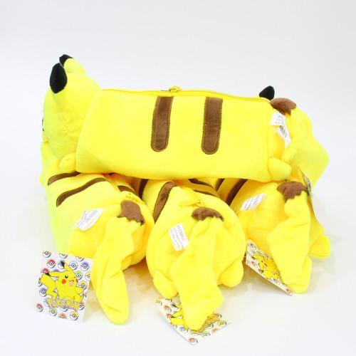 Cute Cartooon Plush Pencil Cases