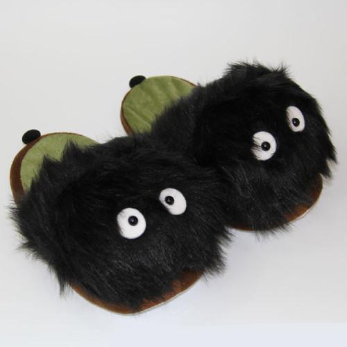 Totoro Fairydust Plush Slippers