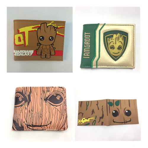 Guardians of the Galaxy 2 Groot Wallets