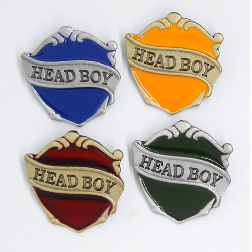 Harry Potter Hogwarts Four Colleges Pins