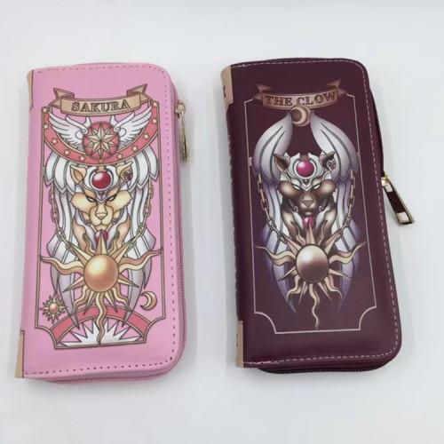 Card Captor Sakura Wallets