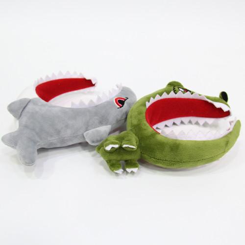 Crocodile Cartoon Hairclips