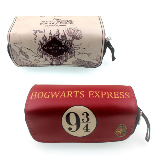 Harry Potter Slytherin Pencil Cases