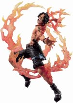 Tamashi Nation One Piece Professionals Portgas D. Ace Ichiba Figure