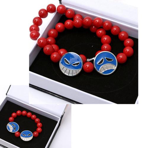 Edward Newgate Necklace & Bracelet