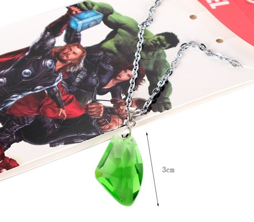 Avengers Endgame Infinity Gems Necklaces