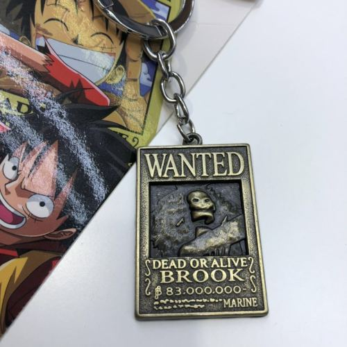 One Piece Wanted Three - Dimensional Pendant Necklaces