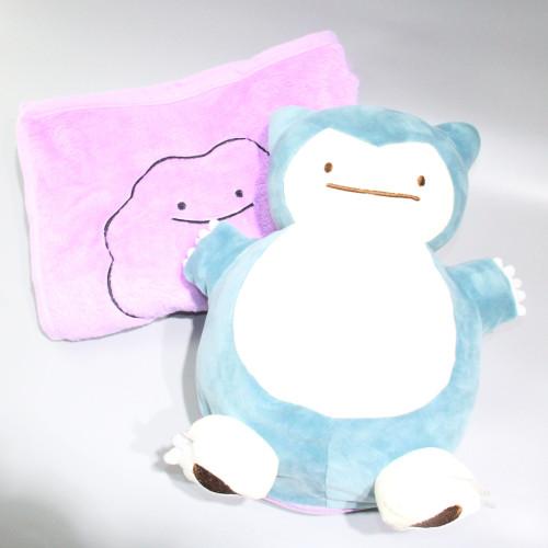 Snorlax Plush Pillow