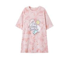 Loose Short Sleeves T-shirt