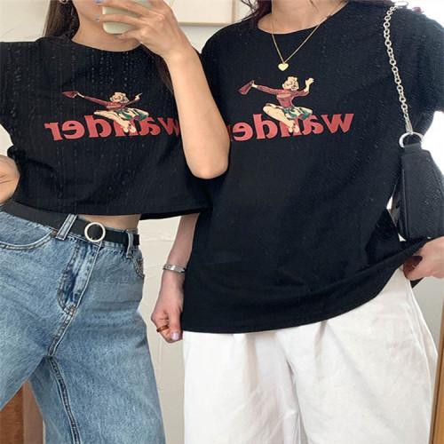 Retro Slim Short Sleeve T-shirt