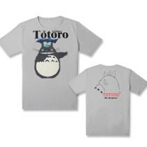 Totoro Cotton Printed T-shirt