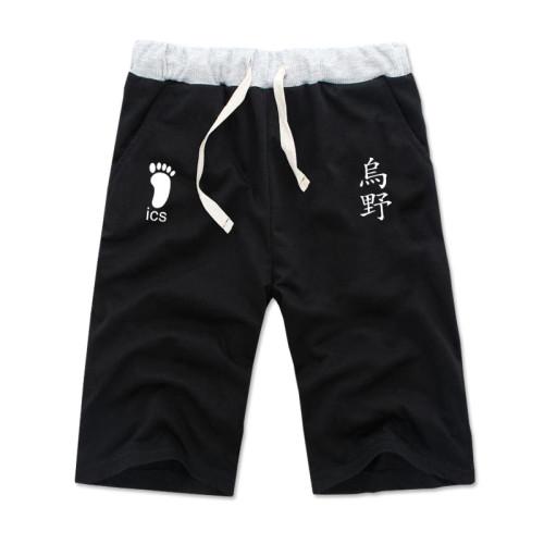 Anime Haikyuu Shorts Pants