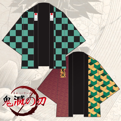 Demon Slayer Kimetsu No Yaiba Kamado Tanjirou Pajamas