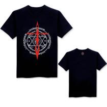 Fate Night Saber Cos Round Collar T-shirt