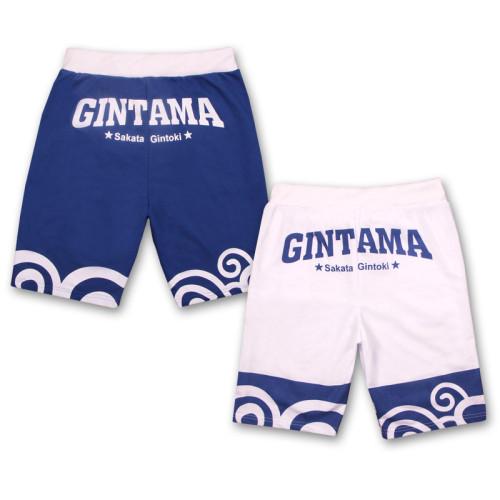 Anime GINTAMA Sakata Gintoki Couple Shorts
