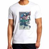 Kimetsu No Yaiba Simple Short Sleeve T-shirt