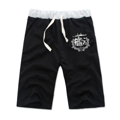 Anime Kantai Collection Hoppou Shorts Pants