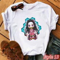 Kimetsu No Yaiba Short Sleeve T-shirt
