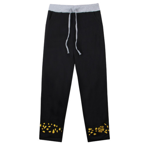 One Piece Trafalgar D Thin Pants