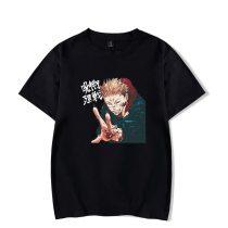 Anime Sorcery Fight Jujutsu Kaisen O-Neck Short Sleeve T-shirt