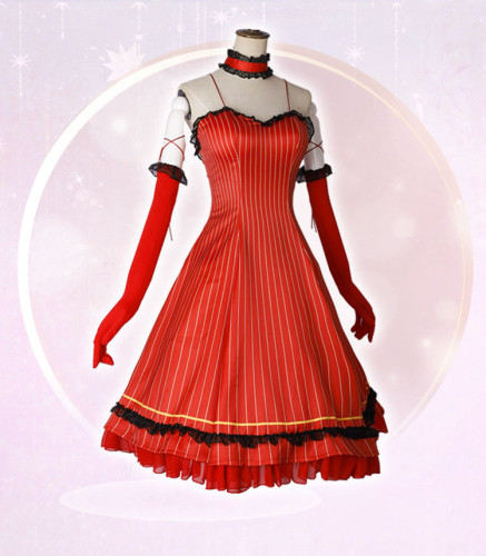 Anime Miracle Nikki Su Cosplay Costume Christmas Gifts for Girls