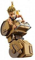 JoJo's Bizarre Adventure Stardust Crusaders the World Collectable Figure - Road Roller! - Dio Brando Normal color Ver.