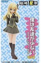 Sega Hoshina Kashiwazaki Separately Figures