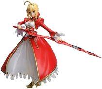 Sega Last Encore Red Saber Figure