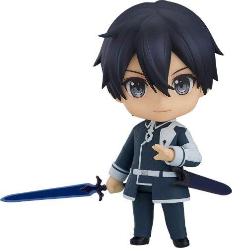 Good Smile Sword Art Online Kirito (Elite Swordsman Version) Nendoroid Action Figure