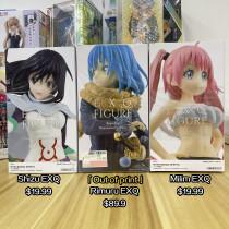 Anime That Time I Got Reincarnated as A Slime Figures EXQ Shizu Shizu Rimuru (out of print)
